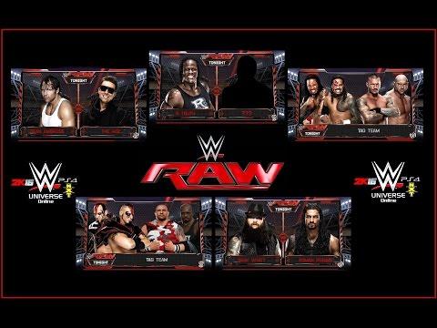 WUOW Raw 02.03.2016 (Universe) rus