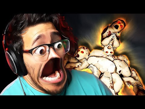 Thumbnail: SCARIEST MONSTER IMAGINABLE | Never Again