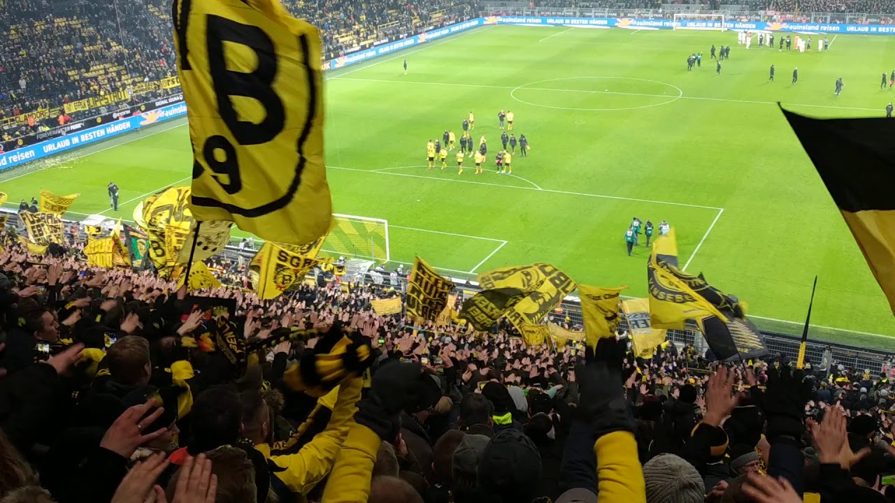 Borussia Dortmund vs FC Köln 24.01.20