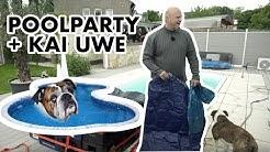 Poolparty mit Kai Uwe | Deffis Hackshow Staffel 01 / Episode 03 | Detlef Steves