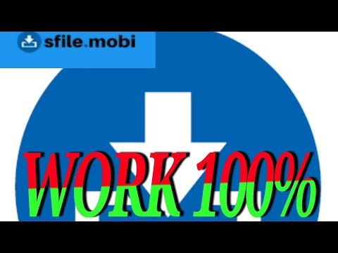 Cara Download Link Via Sfile.mobi (100% WORK)