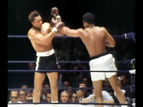 Vreveal HD remastered Muhammad Ali Vs. Cleveland Big Cat Williams