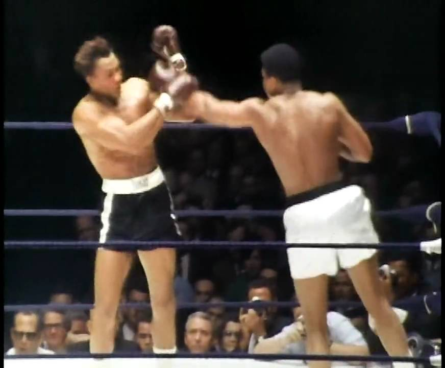 Muhammad Ali Vs Cleveland Big Cat Williams