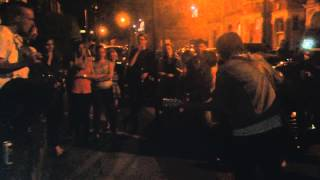 LONGY - Back From The Abyss (street performance)