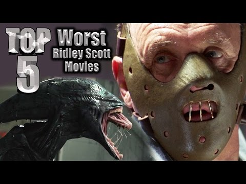 Top 5 Worst Ridley Scott Movies