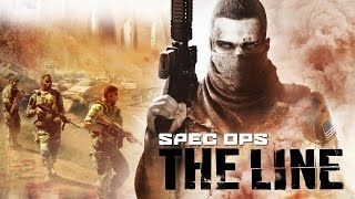 Spec Ops: The Line 60fps Footage