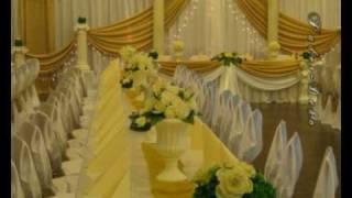 www.pader-deko.de, Hochzeitsdekoration