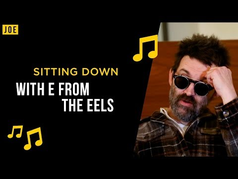E of the EELs talks politics in music, selective outrage and male grooming