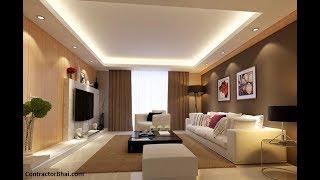 видео Дизайн натяжных потолков в гостиной