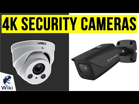 10 Best 4k Security Cameras 2020