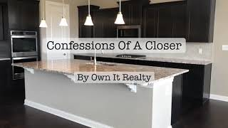 Confessions Of A Closer - Can You Rent To Own A New Home Build?