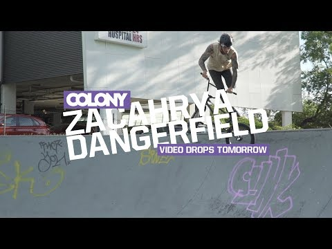 Zac's welcome to Colony video drops tomorrow and it's a mind melter! Thanks for watching, make sure you subscribe: ...