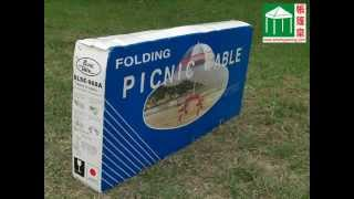 Folding Picnic Table Umbrella Call 09212495656 Distributor