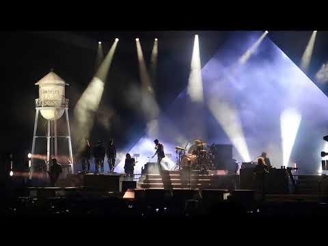 Wonderful Wonderful The Killers LIve