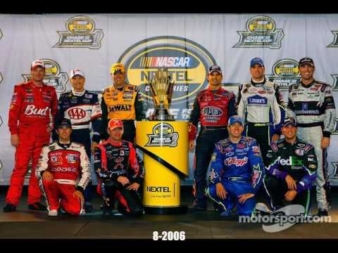 TOP 10 CHASE FOR THE NEXTEL/SPRINT CUP