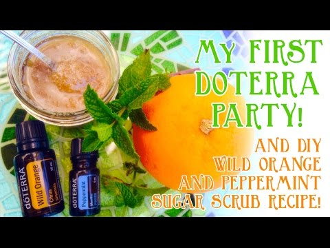 Doterra essential oil party diy orange n peppermint sugar scrub doterra essential oil party diy orange n peppermint sugar scrub recipe forumfinder Gallery