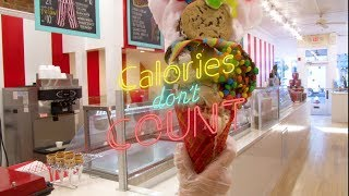Calories Don't Count: Epic Ice Cream Cone