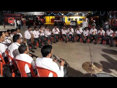 Hanuman smruti brass band, Purna  (bhiwandi) Badra jab chaye