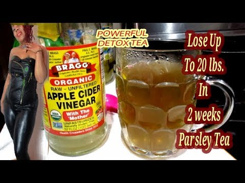 lose-up-to-20-lbs.-in-2-weeks-||-weight-loss-parsley-tea-with-braggs-acv
