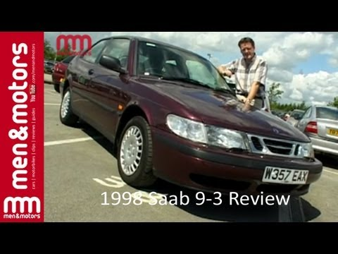 1998 Saab 9-3 Review