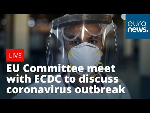 EU Committee Meet With ECDC To Discuss #Coronavirus Outbreak | LIVE