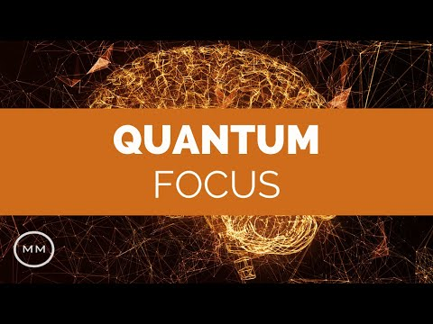 Quantum Focus - Super Mental Focus / Mind Power Booster - Monaural Beats (v3)