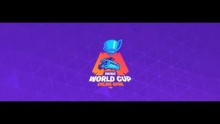 Fortnite World Cup Finals!!