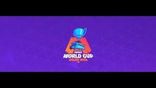 Fortnite World Cup Finals!!