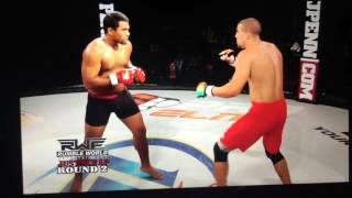 Raymond Lopez vs Joe Rizk Just Scrap