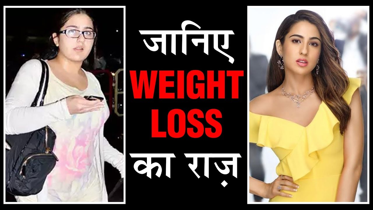 Povestea de pierdere în greutate a lui Sara Ali Khan - Cum a învins PCOS