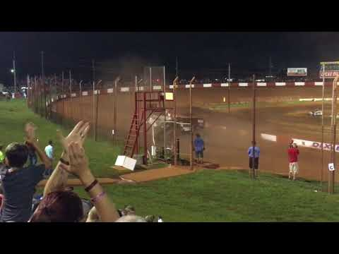 Bounty Hunter monster truck Dixie Speedway 9/16/17