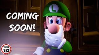 Top 10 Upcoming Nintendo Games We Can't Wait For