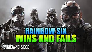 Rainbow Six Siege Wins & Fails With Matimio