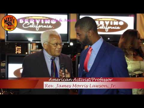 Reverend James Morris Lawson Jr- ANWOL Gala & Awards