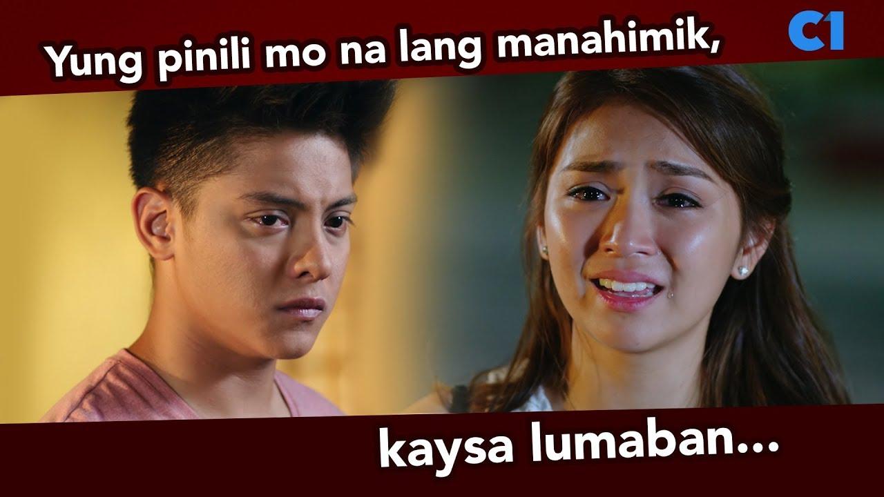 Download Yung Pinili Mo Na Lang Manahimik.. | Crazy Beautiful You | Cinema One