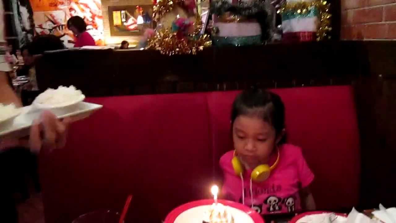 TGIFridays Birthday Greeting