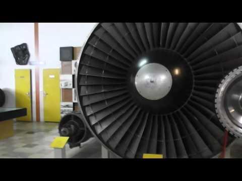 Pratt & Whitney JT9D - Turbofan jet engine