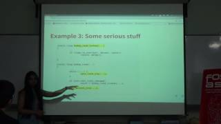Coccinelle: Finding bugs in the Linux Kernel - Vaishali Thakkar - FOSSASIA Summit 2017