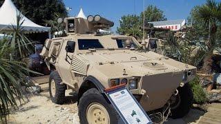 Armored Warfare VBL стрельба ПТУРами