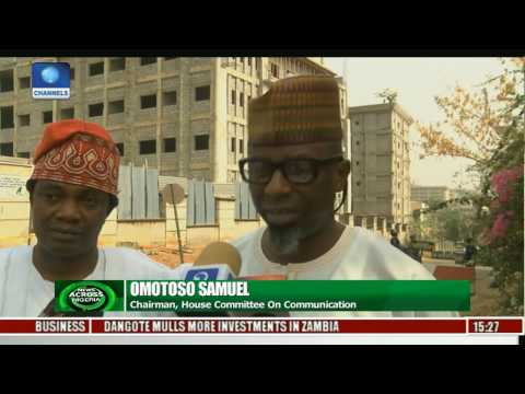 News Across Nigeria: Ekiti Lawmakers React To Alleged Financial impropriety