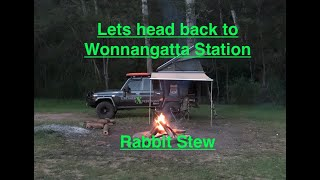 Lets head back to Wonnangatta Station