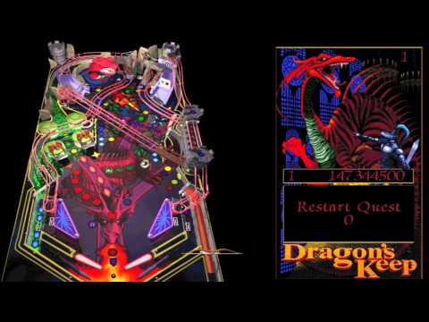 Full Tilt! Pinball - Dragon's Keep