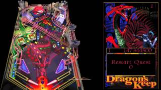 Full Tilt! Pinball - Dragon