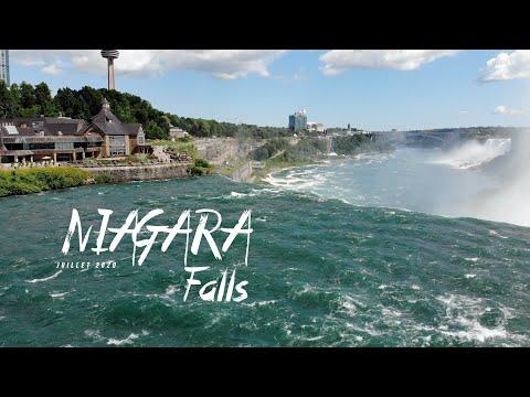 Niagara Falls | Ontario | Hotel Four Points | Film | Vlog | 4K