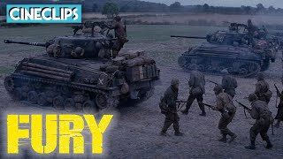 Anti-Tank Gun Fight | Fury | CineClips Thumb