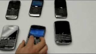 nokia E71 vs. Blackberry Bold 9000 - Review by Gazelle.com