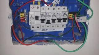 Eletrica.  Como detecto fuga de corrente?