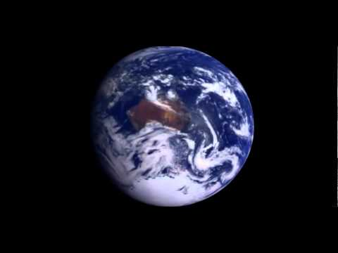 Is Vegas Going Dry Fast! Real Globe Footage of Earth or is it?