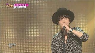 【TVPP】Jung Yonghwa(CNBLUE) - Cruel Memories, 정용화 - 추억은 잔인하게… (With 윤도현) @ Solo Debut,Music Core Live