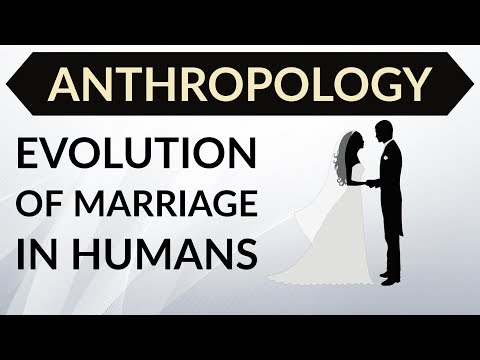 Anthropology optional for UPSC - Evolution of Marriage in Human beings - Social anthropology